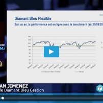 TV Finance : Christian Jimenez présente le fonds Diamant Bleu Flexible
